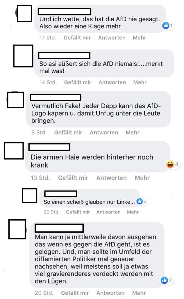 carlosmrosek.com Saarbrücker Zeitung Fake News Kommentare 633x1024 - Primitivistischer Jahresrückblick 2019 - Teil 1 - Zeitungen und Fernsehen