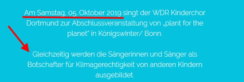 wdr statement umweltsau - Primitivistischer Jahresrückblick 2019 - Teil 1 - Zeitungen und Fernsehen
