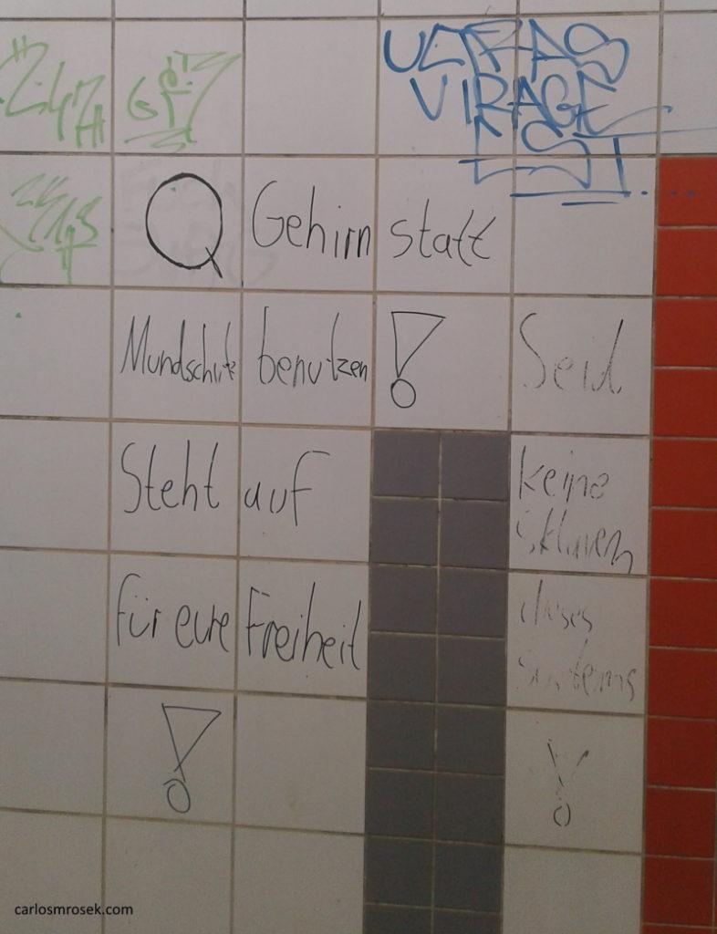 carlosmrosek.com ottweiler kunst bahnhof 786x1024 - Saarländische Polizei jagt unbekannten Graffiti Künstler aus St. Wendel